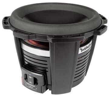 ROCKFORD FOSGATE POWER Subwoofer T1D410 25 cm Subwoofer Bassbox 1200 Watt