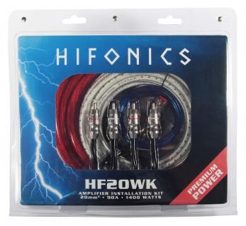 HIFONICS Premium Kabelkit 20 mm² HF20WK Kabelkit 20 mm²