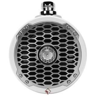 ROCKFORD FOSGATE Marine Wakeboard Speaker PM2652W Tower Lautsprecher 16, 5cm weiß