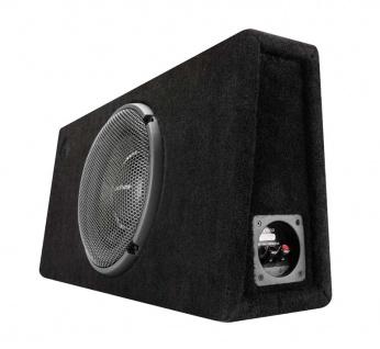 ROCKFORD FOSGATE POWER Subbox T1S-1X10 25cm Subwoofer Bassbox 500 WRMS