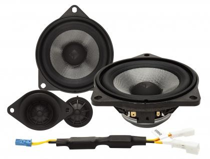 ROCKFORD FOSGATE POWER Kit T3-BMW3 10 cm 2 Wege Lautsprecher System BMW