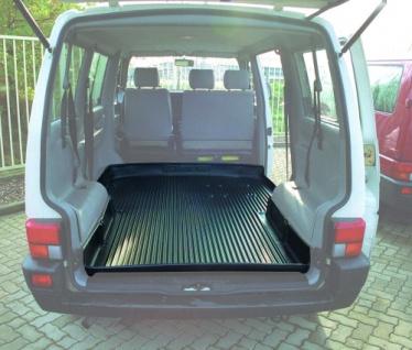 Carbox CLASSIC Kofferraumwanne VW Transporter T4 für die ganze Ladefläche