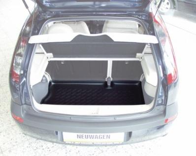 Carbox FORM Kofferraumwanne Laderaumwanne Kofferraummatte Opel Corsa C