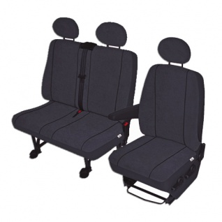 Renault Trafic, Master, Mascot Schonbezug Sitzbezüge Sitzbezug Art.:502262/502255-sitz149