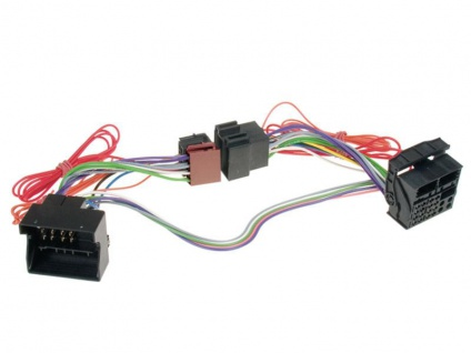 MUSWAY plug&play Anschlußkabel MPK 9 Anschlusskabel Mercedes