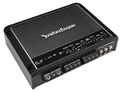 ROCKFORD 4-Kanal Verstärker Digital FOSGATE PRIME Amplifier R400-4D (EU)