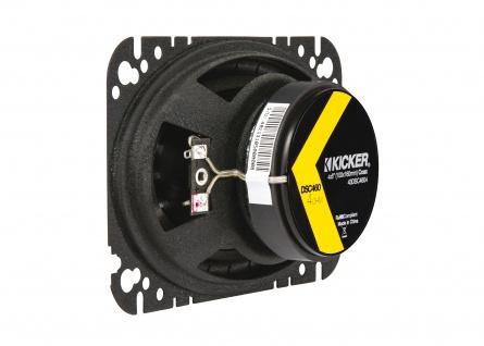 "Kicker 4x6"" Koax-ls Dsc460 2-wege Koax Lautsprecher Boxen Auto Kfz Pkw Paar - Vorschau 2"