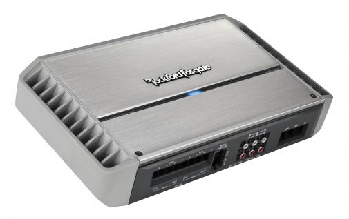 Rockford 4-Kanal Verstärker FOSGATE PUNCH Amplifier PM600X4 (EU)