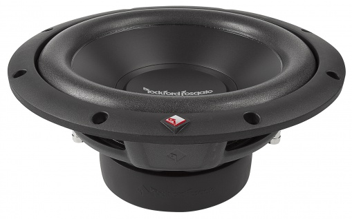 ROCKFORD FOSGATE PRIME Subwoofer R2D2-10 25 cm Subwoofer Bassbox 500 Watt