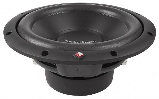 ROCKFORD FOSGATE PRIME Subwoofer R2D4-10 25 cm Subwoofer Bassbox 500 Watt