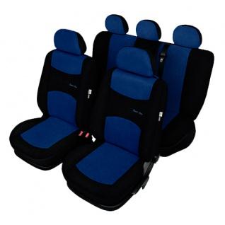 Profi Auto PKW Schonbezug Sitzbezug Sitzbezüge Seat Toledo ab Bj. 1999