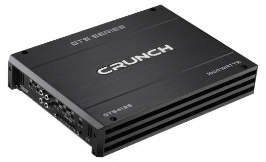 CRUNCH GTS4125 4-Kanal Verstärker Endstufe KFZ Auto PKW GTS 4125
