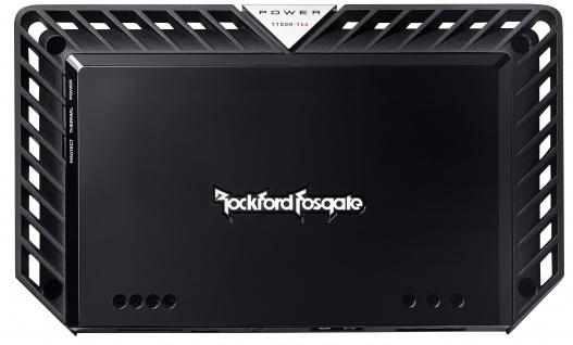 ROCKFORD FOSGATE POWER T1000-1bdCP Mono Endstufe Bass Verstärker Digital