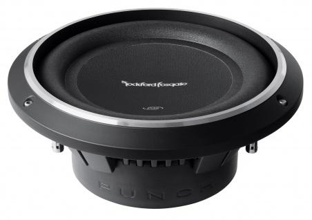 ROCKFORD FOSGATE PUNCH Subwoofer P3SD2-10 25 cm Subwoofer Bassbox 600 Watt
