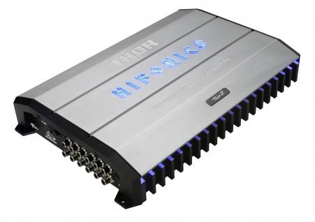 HIFONICS THOR DSP 4-Kanäle Verstärker Endstufe Auto PKW KFZ TRX-4004DSP