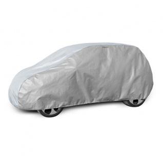 Profi Vollgarage Ganzgarage Autoabdeckung Abdeckplane Gr. M Toyota Yaris 3 Bj. 12-