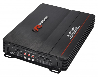 RENEGADE 4-Kanäle Verstärker Endstufe Auto PKW KFZ 4-KANAL RXA1100