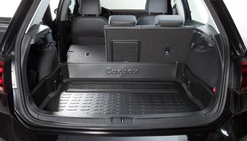 Carbox FORM Kofferraumwanne Laderaumwanne Kofferraummatte Golf VII