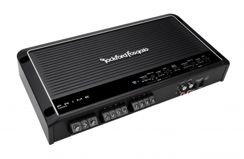 ROCKFORD 4-Kanal Verstärker FOSGATE PRIME Amplifier R300X4 (EU)