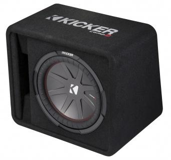 KICKER Bassreflexbox VCompR12 Subwoofer Bassreflexbox 30 cm 1000 Watt