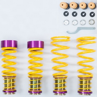 KW Gewindefedern Porsche 911 991 991 Turbo Bj. 10/13-11/15 Porsche 911 991 991