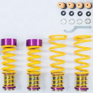 KW Gewindefedern Porsche 911 991 991 Turbo Bj. 12/11-11/15 Porsche 911 991 991