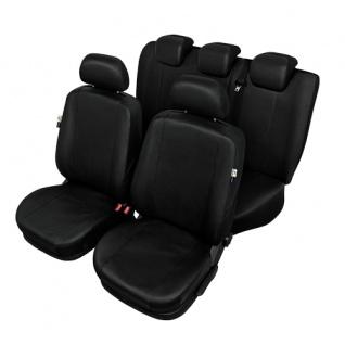 PKW Schonbezug Sitzbezug Sitzbezüge Auto-Sitzbezug Toyota Auris ->2011