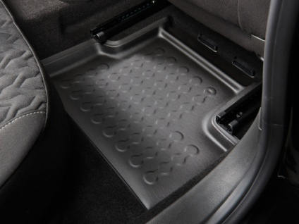 Carbox FLOOR Fußraumschale Gummimatte Fußmatte VW Tiguan hinten rechts