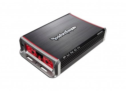 Rockford 4-Kanal Verstärker FOSGATE PUNCH Amplifier PBR300x4