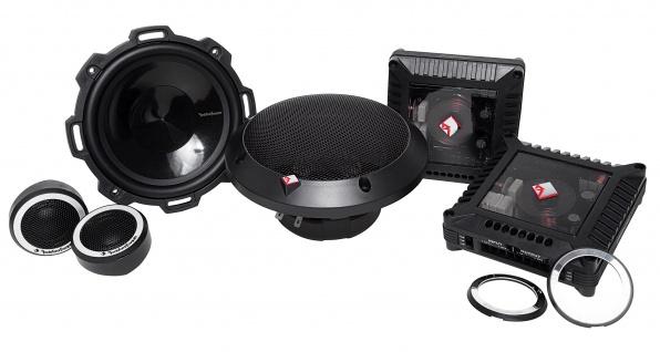 ROCKFORD FOSGATE POWER Component T152-S 13cm Lautsprecher System 2-Wege Boxen