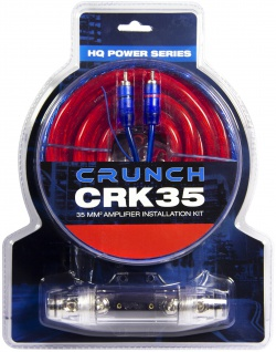 CRUNCH Kabelkit 35 mm² CRK35 Kabelkit 35 mm²