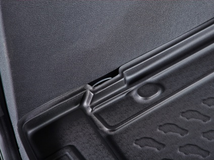 Carbox FORM Kofferraumwanne Peugeot Partner Kastenwagen Tepee für die ganze - Vorschau 5