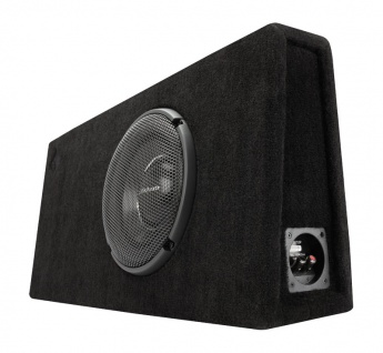 ROCKFORD FOSGATE POWER Subbox T1S-1X10P Bassreflexbox 25 cm Subwoofer
