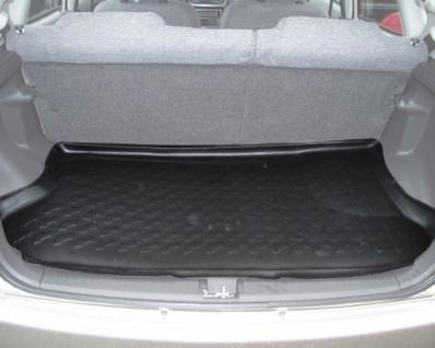 Carbox FORM Kofferraumwanne Laderaumwanne Kofferraummatte Mazda 323 Fließheck