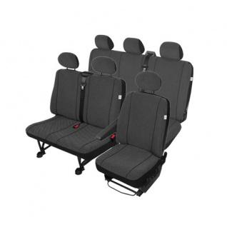 Profi VW Transporter, Crafter, Caravelle, LT Schonbezug Sitzbezüge Sitzbezug Art.:504372/504389/505133-sitz406