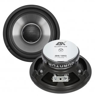 ESX QUANTUM SERIES KOAX 12 cm QE-120 Lautsprecher Set Auto Boxen Paarpreis