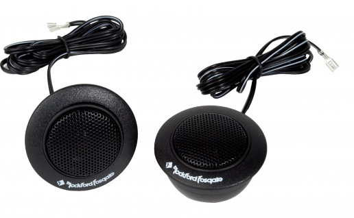 ROCKFORD FOSGATE PRIME Tweeter Set R1T-S 19mm Hochtöner Set Auto Lautsprecher