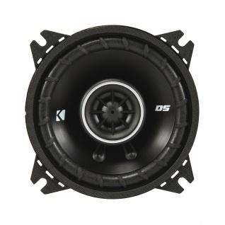 KICKER 10 cm Koax-LS DSC404 10cm 2Wege Koax Lautsprecher Boxen Auto KFZ PKW Paar - Vorschau 2