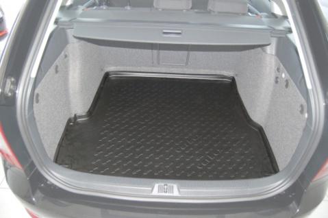 Carbox FORM Kofferraumwanne Laderaumwanne Kofferraummatte Skoda Octavia II