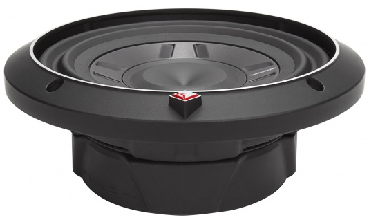 "ROCKFORD FOSGATE PUNCH Subwoofer P3SD2-8 20cm Subwoofer Bassbox 8"" 2x2 Ohm"