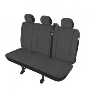 Profi VW Transporter, Crafter, Caravelle, LT Schonbezug Sitzbezüge Sitzbezug Art.:505133-sitz390