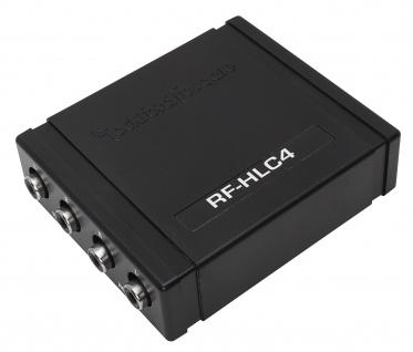 ROCKFORD FOSGATE Level Converter RF-HLC4 Adapter Rockford Fosgate Verstärker
