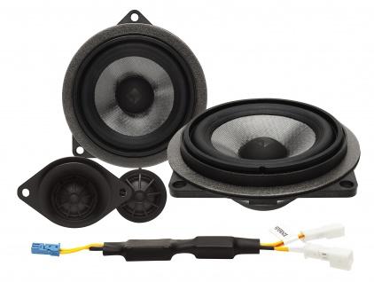 ROCKFORD FOSGATE POWER Kit T3-BMW2 10 cm 2 Wege Lautsprecher System BMW