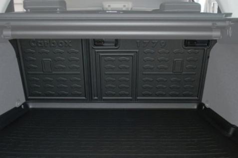 Carbox FORM Kofferraumwanne Zusatzteil VW Golf VII/Golf VII Variant/Golf VII