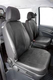 Schonbezug Sitzbezug Sitzbezüge Mercedes Vito Bj. ab 2003 - Vorschau