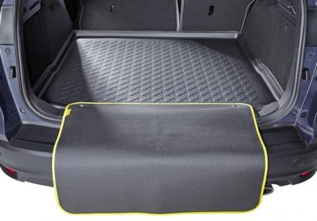 Carbox MultiMatte Gummimatte für Kofferraumwanne Laderaumwanne 80x60 cm