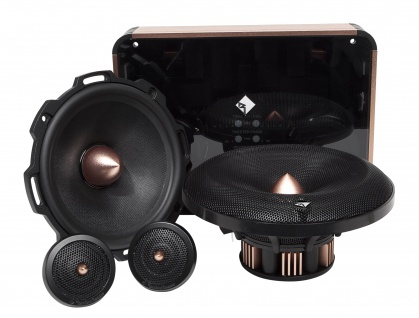 ROCKFORD FOSGATE POWER T5652-S 16, 5cm Lautsprecher System 2-Wege Boxen