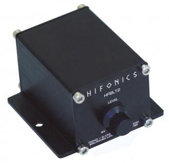 HIFONICS Symmetrischer Line Übertrager HFBLT2 Balanced Line Transmitter Endstufe