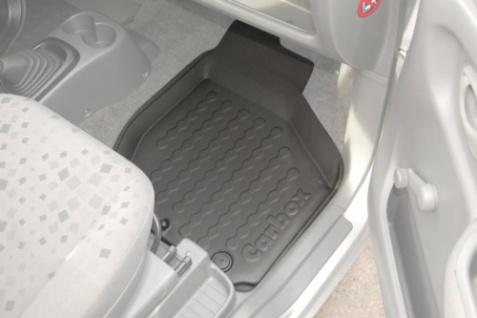 Carbox FLOOR Fußraumschale Gummimatte Fußmatte Suzuki Wagon R+ vorne rechts