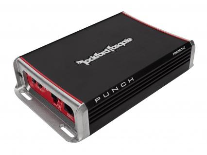 ROCKFORD 2-Kanal Verstärker FOSGATE PUNCH Amplifier PBR300x2
